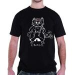 いりおもてやまねこTシャツ(ヤンキー風)のデザイン制作への提案