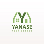 fuji_sanさんの「YANASE real estate」のロゴ作成への提案
