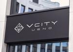 ALTAGRAPHさんの商業ビルの名称:「V  CITY UENO」(ヴィ シティ ウエノ)のロゴ&マーク への提案