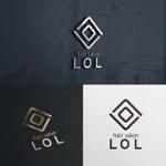 美容室のロゴ制作をお願いします。への提案