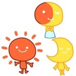 「太陽」「月」などのキャラクターの製作への提案