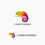 代行サービス会社「FUNNYJOHNNY」のキャラクターロゴへの提案