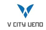 AkihikoMiyamotoさんの商業ビルの名称:「V  CITY UENO」(ヴィ シティ ウエノ)のロゴ&マーク への提案