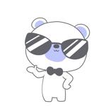 【継続あり】ウェブサイト用くまのキャラクターデザインへの提案