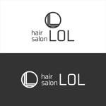 5d328f0b2ec5bさんの美容室のロゴ制作をお願いします。への提案