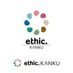 KODOさんの新サービス「エシック関空」のロゴ作成(プロファウンド株式会社(R2/1/14設立))への提案