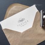 doremidesignさんのアクセサリーブランド 「PERTIKA mignon」の ロゴへの提案
