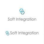 stackさんのソフト・インテグレーション社 ロゴ作成依頼への提案