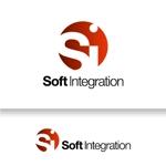 smdsさんのソフト・インテグレーション社 ロゴ作成依頼への提案