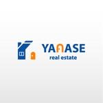 makoさんの「YANASE real estate」のロゴ作成への提案