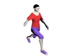 tora_09さんの日本人男性ランナー1体の3次元モデル作成(リグ付き)への提案