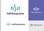 sametさんのソフト・インテグレーション社 ロゴ作成依頼への提案