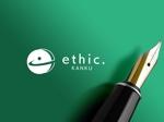 heichanさんの新サービス「エシック関空」のロゴ作成(プロファウンド株式会社(R2/1/14設立))への提案