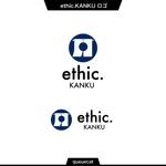 queuecatさんの新サービス「エシック関空」のロゴ作成(プロファウンド株式会社(R2/1/14設立))への提案