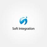 tanaka10さんのソフト・インテグレーション社 ロゴ作成依頼への提案