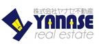 daradarakumaさんの「YANASE real estate」のロゴ作成への提案