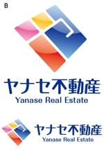 toshikunさんの「YANASE real estate」のロゴ作成への提案