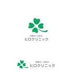 marutsukiさんの小児科・耳鼻咽喉科・内科クリニック:ロゴのモチーフは「四つ葉のクローバー」への提案