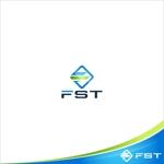"""Zagatoさんの弊社略称""""FST""""との組み合わせで会社ロゴを作成したい。への提案"""