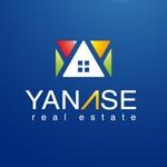 Miyariさんの「YANASE real estate」のロゴ作成への提案