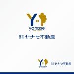 Doing1248さんの「YANASE real estate」のロゴ作成への提案
