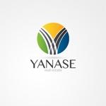 Serkyouさんの「YANASE real estate」のロゴ作成への提案