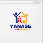 king_dkさんの「YANASE real estate」のロゴ作成への提案