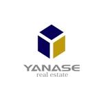 nanoさんの「YANASE real estate」のロゴ作成への提案