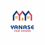atomgraさんの「YANASE real estate」のロゴ作成への提案