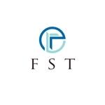 """calimboさんの弊社略称""""FST""""との組み合わせで会社ロゴを作成したい。への提案"""