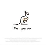 《環境NGOのロゴ》お腹の袋にパンを抱えたカンガルーへの提案