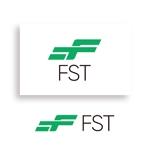 """angieさんの弊社略称""""FST""""との組み合わせで会社ロゴを作成したい。への提案"""