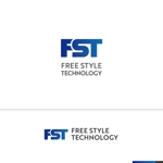 """ue_taroさんの弊社略称""""FST""""との組み合わせで会社ロゴを作成したい。への提案"""