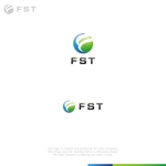 """Puchi2さんの弊社略称""""FST""""との組み合わせで会社ロゴを作成したい。への提案"""