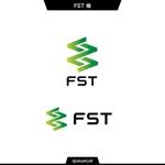 """queuecatさんの弊社略称""""FST""""との組み合わせで会社ロゴを作成したい。への提案"""