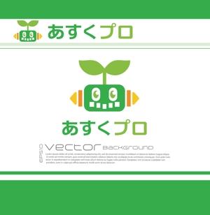 chopin1810lisztさんの新サービス「あすくプロ」のロゴ作成(プロファウンド株式会社(R2/1/14設立))への提案