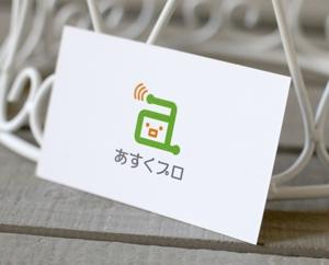otandaさんの新サービス「あすくプロ」のロゴ作成(プロファウンド株式会社(R2/1/14設立))への提案