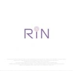 レディースピアスショップ「RIN」のロゴ作成への提案
