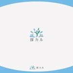 hayate_desgnさんの採用ページ制作サービスのロゴ作成への提案