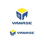 akitakenさんの「YANASE real estate」のロゴ作成への提案