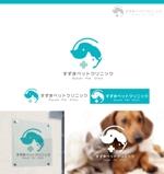 merody0603さんの動物病院『すずきペットクリニック』のロゴ募集への提案