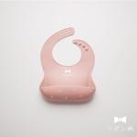 赤ちゃんお食事用品シリコンビブのデザインへの提案
