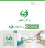 merody0603さんの小児科・耳鼻咽喉科・内科クリニック:ロゴのモチーフは「四つ葉のクローバー」への提案