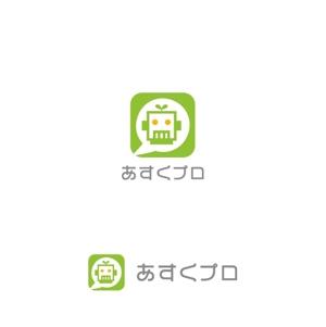 headdip7さんの新サービス「あすくプロ」のロゴ作成(プロファウンド株式会社(R2/1/14設立))への提案