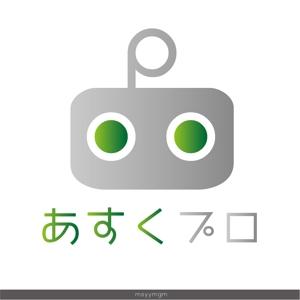 msy_ymgmさんの新サービス「あすくプロ」のロゴ作成(プロファウンド株式会社(R2/1/14設立))への提案