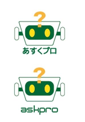 AkihikoMiyamotoさんの新サービス「あすくプロ」のロゴ作成(プロファウンド株式会社(R2/1/14設立))への提案