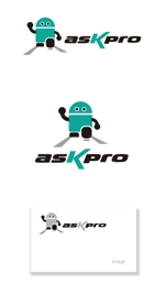 serve2000さんの新サービス「あすくプロ」のロゴ作成(プロファウンド株式会社(R2/1/14設立))への提案