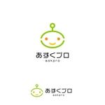 asobigocoro_designさんの新サービス「あすくプロ」のロゴ作成(プロファウンド株式会社(R2/1/14設立))への提案