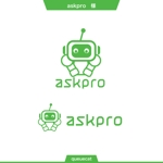 queuecatさんの新サービス「あすくプロ」のロゴ作成(プロファウンド株式会社(R2/1/14設立))への提案