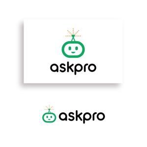 angieさんの新サービス「あすくプロ」のロゴ作成(プロファウンド株式会社(R2/1/14設立))への提案